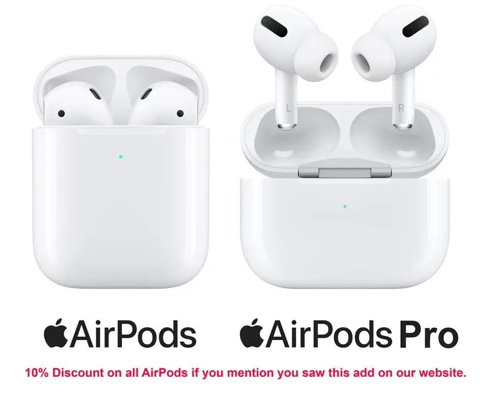 Airpods Web