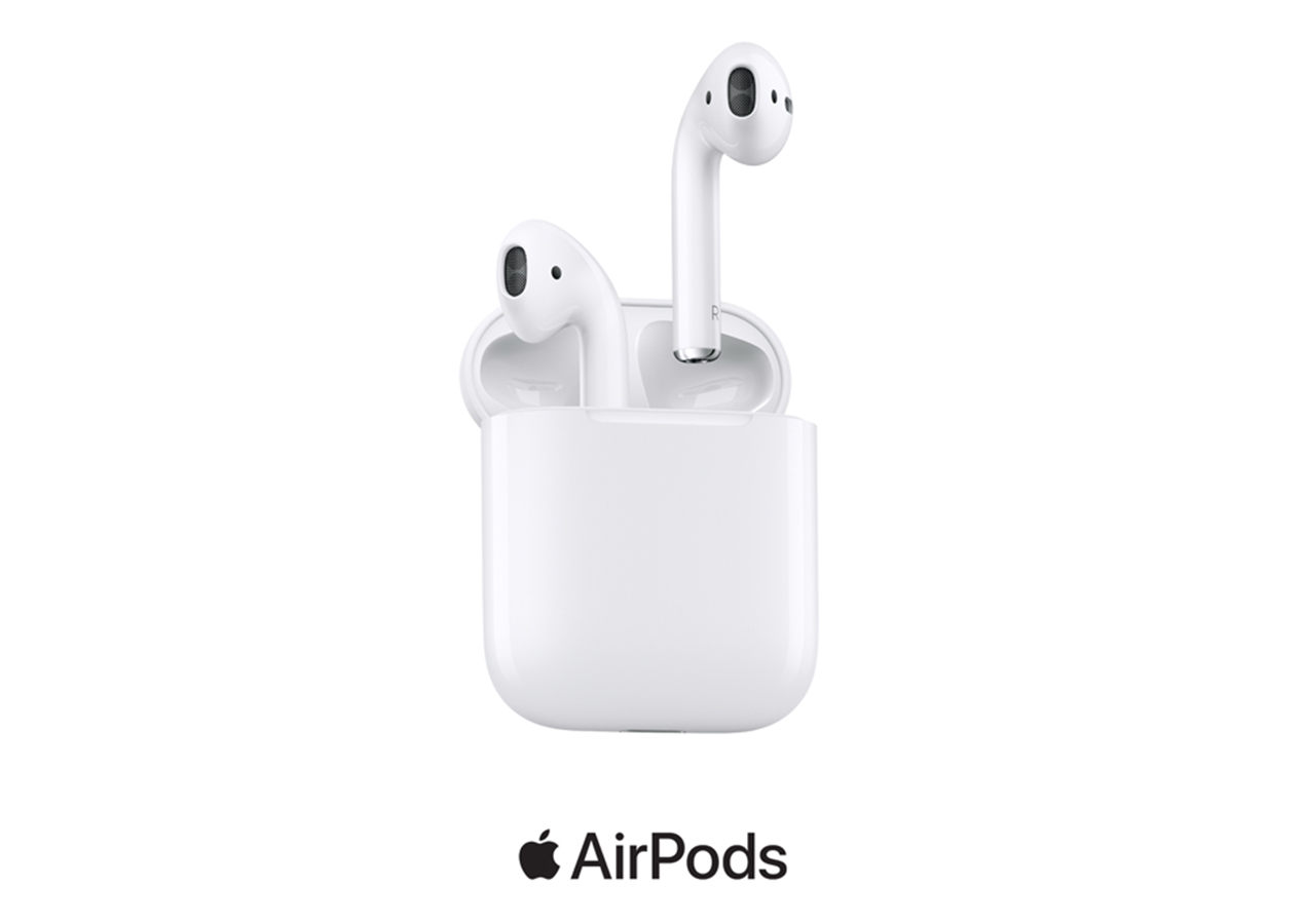 Buy Apple AirPods from MacTLC